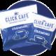 Espositore Click Café - Corner Cialde e Capsule - Miscela cremoso - espositore caffè - espositore cialde e capsule